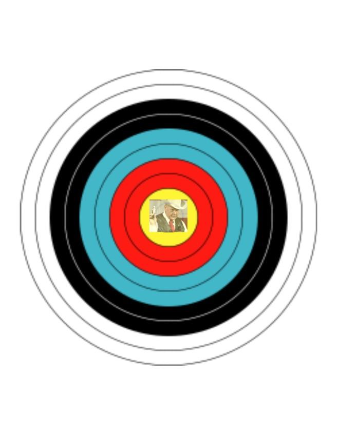 Target W Roy Moore