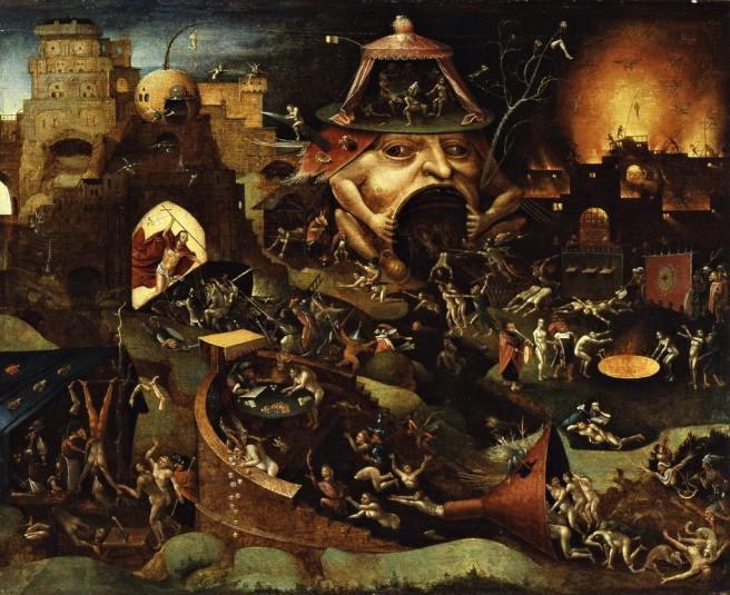 Bosch - Bullshit Apocalypsejpg