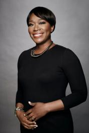 MSNBC ANCHORS -- Season: 2016 -- Pictured: Joy Reid -- (Photo by: Art Streiber/MSNBC)