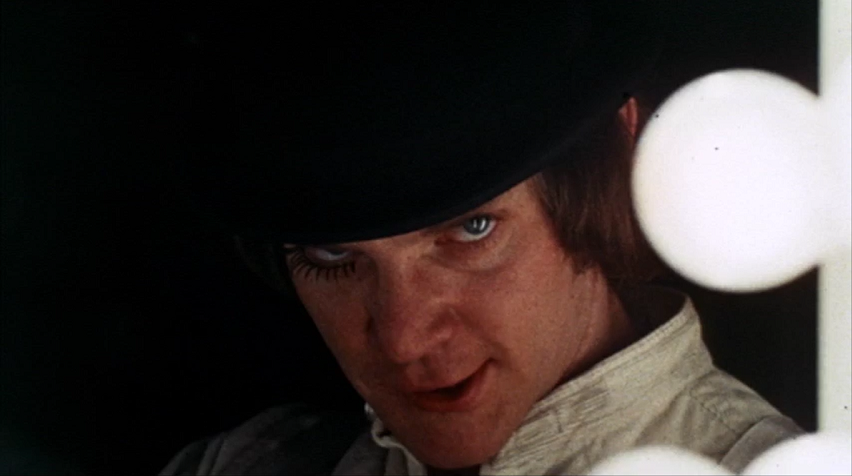 Clockwork_Orange - Malcolm McDowell
