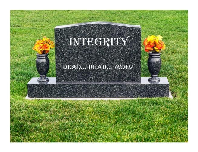 Integrity-Dead dead DEAD Tombstone