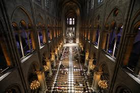 Notre Dame de Paris - another interior