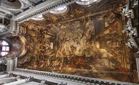 San Pantalon ceiling