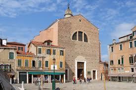 San Pantalon church exterior