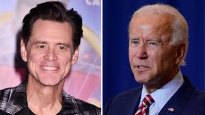 Jim Carrey as Joe Biden