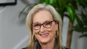 Meryl Streep as Nancy Pelosi